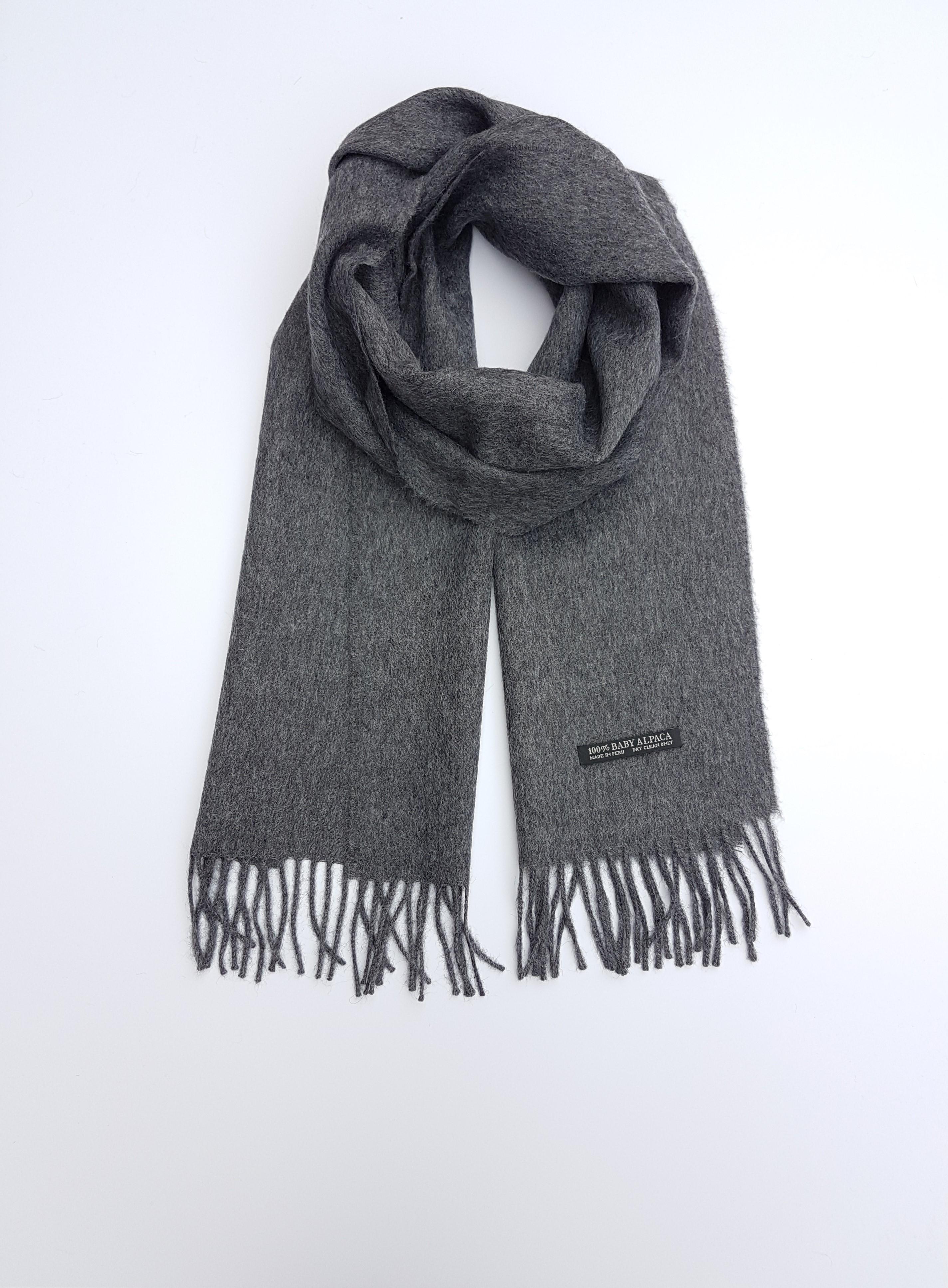 Baby alpaca scarves I3iid
